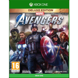 Coperta MARVELS AVENGERS DELUXE EDITION - XBOX ONE
