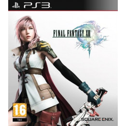 Coperta FINAL FANTASY XIII ESSENTIALS - PS3