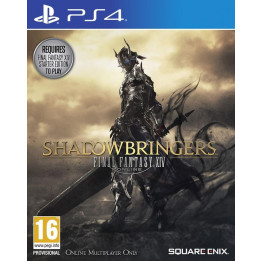 Coperta FINAL FANTASY XIV SHADOWBRINGERS STANDARD EDITION - PS4