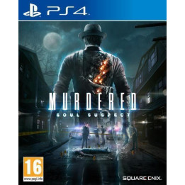 Coperta MURDERED SOUL SUSPECT - PS4