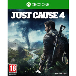Coperta JUST CAUSE 4 - XBOX ONE