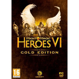 Coperta HEROES OF MIGHT AND MAGIC 6 GOLD - PC