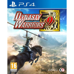 Coperta DYNASTY WARRIORS 9 - PS4