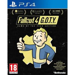 Coperta FALLOUT 4 GOTY - PS4