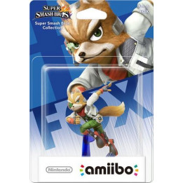 Coperta AMIIBO FOX NO. 6 (SUPER SMASH)