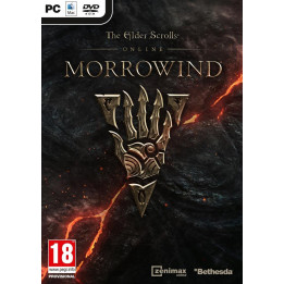 Coperta THE ELDER SCROLLS ONLINE MORROWIND - PC