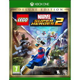 Coperta LEGO MARVEL SUPER HEROES 2 DELUXE EDITION - XBOX ONE