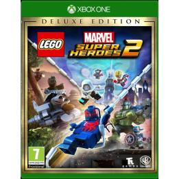 Coperta LEGO MARVEL SUPER HEROES 2 DELUXE EDITION - XBOX ONE