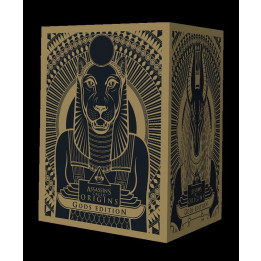 Coperta ASSASSINS CREED ORIGINS GODS EDITION - XBOX ONE