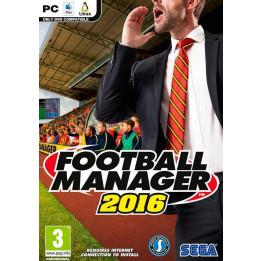Coperta FOOTBALL MANAGER 2016 - PC