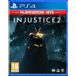Coperta INJUSTICE 2 PLAYSTATION HITS - PS4