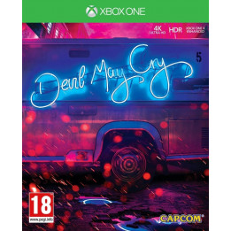 Coperta DEVIL MAY CRY 5 DELUXE STEELBOOK EDITION - XBOX ONE
