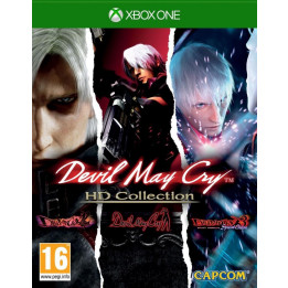Coperta DEVIL MAY CRY HD COLLECTION - XBOX ONE