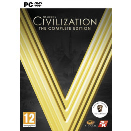 Coperta CIVILIZATION V COMPLETE EDITION - PC