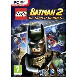 Coperta LEGO BATMAN 2 DC SUPERHEROES - PC