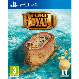 Coperta FORT BOYARD - PS4