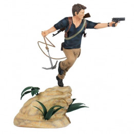 Coperta UNCHARTED NATHAN DRAKE STATUE
