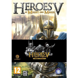 Coperta HEROES OF MIGHT AND MAGIC 5 GOLD - PC