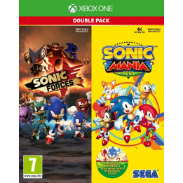 Coperta SONIC DOUBLE PACK - XBOX ONE