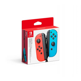 Coperta NINTENDO SWITCH JOY-CON PAIR NEON RED & NEON BLUE - GDG