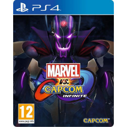 Coperta MARVEL VS CAPCOM INFINITE DELUXE EDITION - PS4