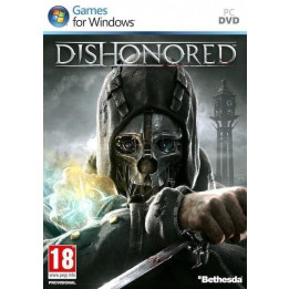 Coperta DISHONORED - PC