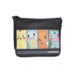 Coperta POKEMON STARTING CHARACTERS MESSENGER BAG
