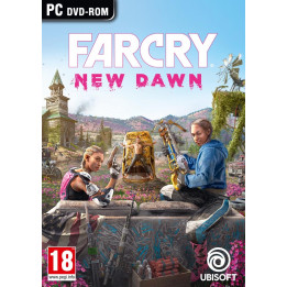 Coperta FAR CRY NEW DAWN - PC
