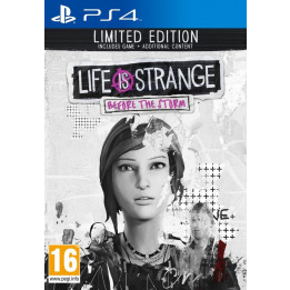 Coperta LIFE IS STRANGE BEFORE THE STORM LIMITED EDITION - PS4