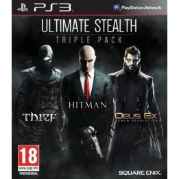Coperta ULTIMATE STEALTH PACK - PS3