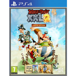 Coperta ASTERIX & OBELIX XXL2 MISSION LAS VEGUM LIMITED EDITION - PS4