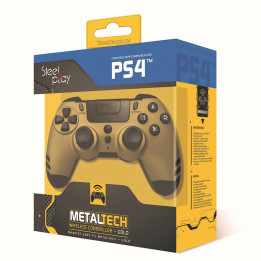 Coperta STEELPLAY - METALTECH - WIRELESS CONTROLLER - GOLD