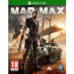 Coperta MAD MAX - XBOX ONE