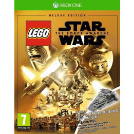 Coperta LEGO STAR WARS THE FORCE AWAKENS DELUXE EDITION 1 - XBOX ONE