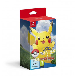 Coperta POKEMON LETS GO PIKACHU & POKE BALL PLUS (LIMITED BUNDLE) - SW