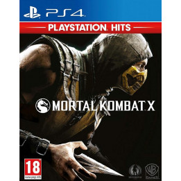 Coperta MORTAL KOMBAT X PLAYSTATION HITS - PS4