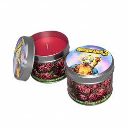 Coperta BORDERLANDS 3 TIN SCENTED CANDLE