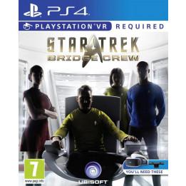 Coperta STAR TREK BRIDGE CREW (VR) - PS4