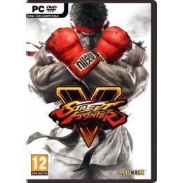 Coperta STREET FIGHTER 5 - PC