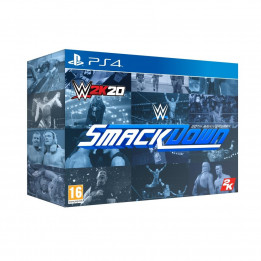 Coperta WWE 2K20 COLLECTORS EDITION - PS4