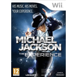 Coperta MICHAEL JACKSON THE EXPERIENCE D1 EDITION - WII
