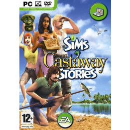 Coperta THE SIMS CASTAWAY STORIES - PC