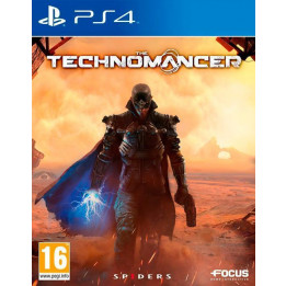 Coperta THE TECHNOMANCER - PS4