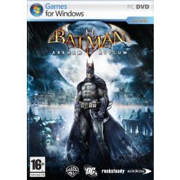 Coperta BATMAN ARKHAM ASYLUM - EXPORT - PC