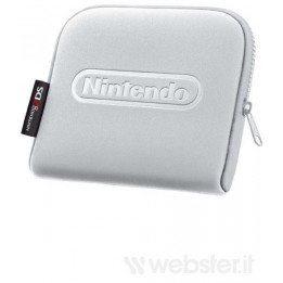 Coperta NINTENDO 2DS SILVER CARRYING CASE - GDG