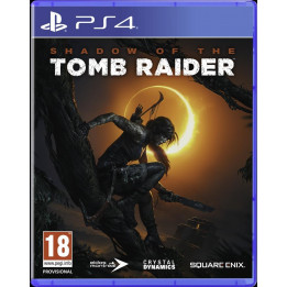 Coperta SHADOW OF THE TOMB RAIDER - PS4