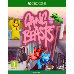 Coperta GANG BEASTS - XBOX ONE