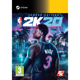 Coperta NBA 2K20 LEGEND EDITION - PC (STEAM CODE)