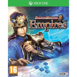 Coperta DYNASTY WARRIORS 8 EMPIRES - XBOX ONE