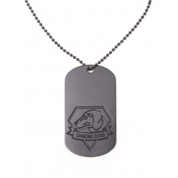 Coperta METAL GEAR SOLID DOG TAG